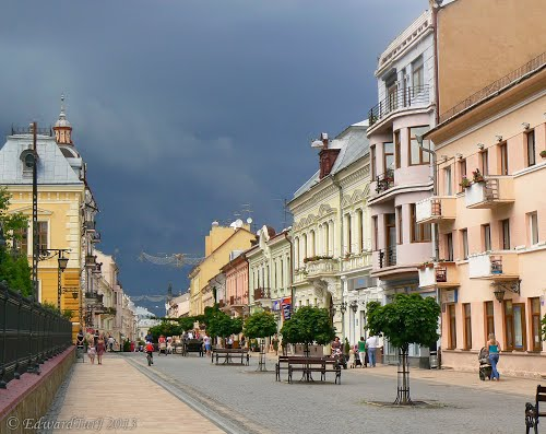 Photo of Chernivtsi in the TripHappy travel guide