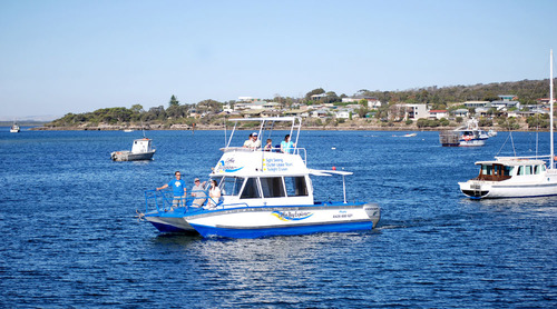 Photo of Coffin Bay in the TripHappy travel guide