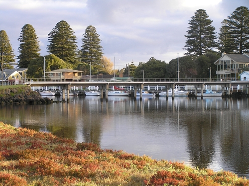 Photo of Port Fairy in the TripHappy travel guide