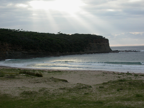 Featured medium photo of Pebbly Beach on TripHappy's travel guide