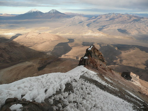Featured medium photo of Nevado Sajama on TripHappy's travel guide