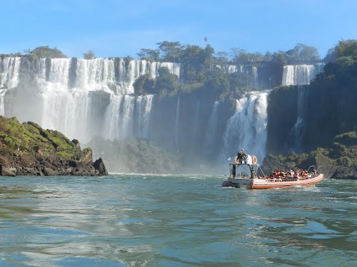 Featured medium photo of Iguazu Falls on TripHappy's travel guide
