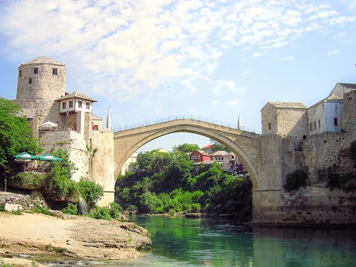 Featured medium photo of Mostar on TripHappy's travel guide