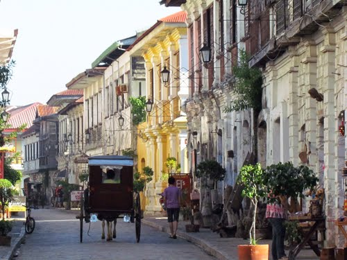Featured medium photo of Vigan City on TripHappy's travel guide