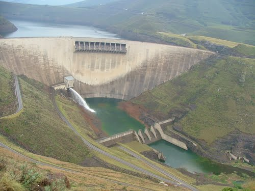 Photo of Katse Dam in the TripHappy travel guide