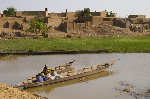 Photo of Djenne in the TripHappy travel guide