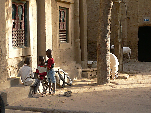 Featured medium photo of Djenne on TripHappy's travel guide