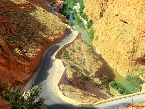 Photo of Gorges du Dadès in the TripHappy travel guide