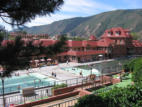 Featured medium photo of Glenwood Springs on TripHappy's travel guide