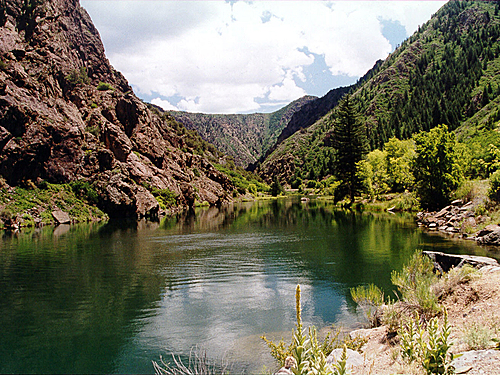Photo of Black Canyon of the Gunnison National Park in the TripHappy travel guide