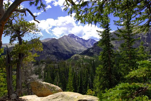 Photo of Rocky Mountain National Park in the TripHappy travel guide