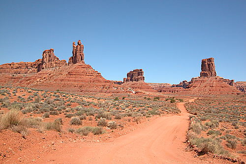 Photo of Valley of the Gods in the TripHappy travel guide