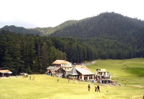 Featured medium photo of Khajjiar on TripHappy's travel guide