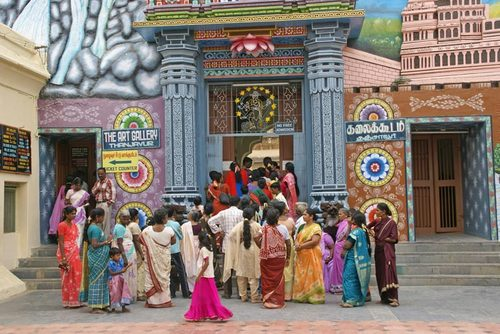 Photo of Thanjavur in the TripHappy travel guide