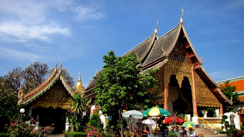 Featured medium photo of Wat Phra Singh on TripHappy's travel guide