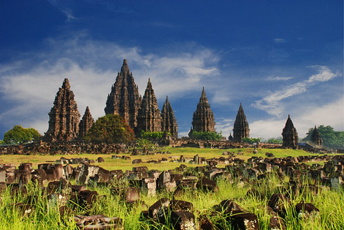 Photo of Prambanan Temple in the TripHappy travel guide