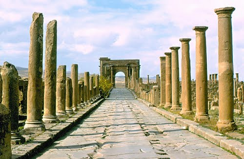 Photo of Timgad in the TripHappy travel guide