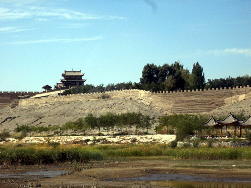 Featured medium photo of Jiayuguan on TripHappy's travel guide