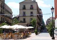 Photo of Barrio de las Letras in the TripHappy travel guide