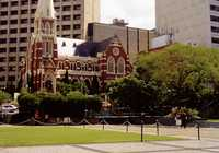 Photo of Brisbane CBD in the TripHappy travel guide