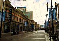 Photo of Downtown Calgary in the TripHappy travel guide