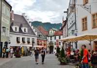 Photo of Füssen Old Town in the TripHappy travel guide