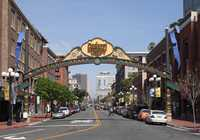Photo of Gaslamp Quarter in the TripHappy travel guide