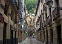 Photo of San Sebastian Old Town in the TripHappy travel guide