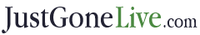 Just Gone Live's logo