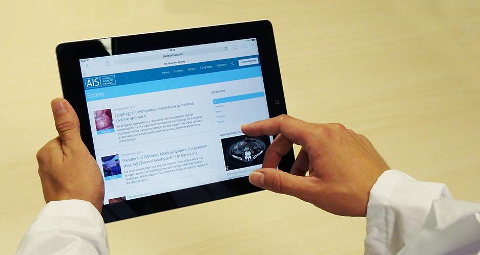 iPad AIS Society