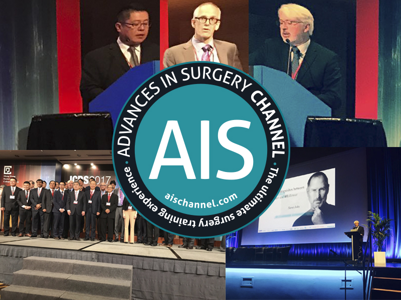 AIS Channel took part in two international meetings in Paris and Hong Kong