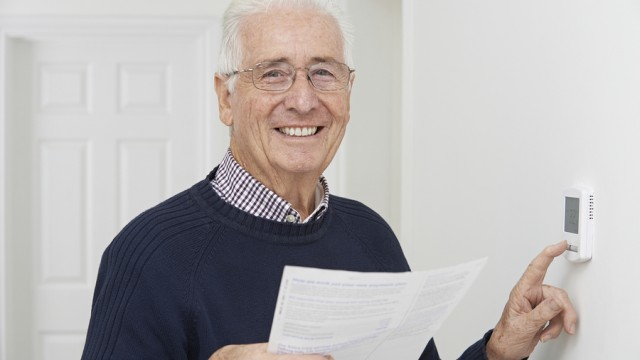 Boiler replacement grants are still available for those on Pension Credit