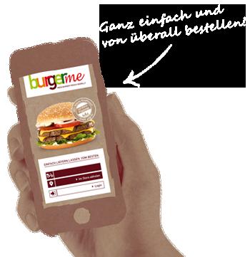 Abbildung der Aktions-Burger im Mai: X-treme Burger & Hot Quinoa Veggie