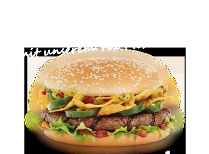 Tex Mex Burger burgerme