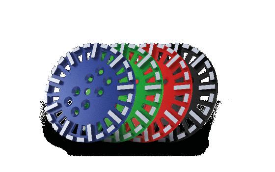 Euro discs