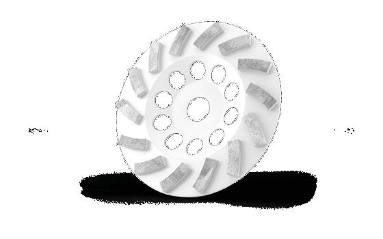 Discos de copa turbo