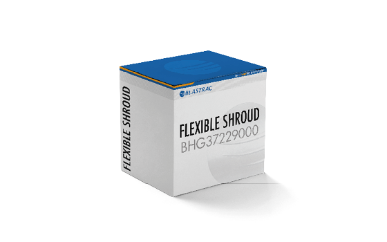 Flexible shroud