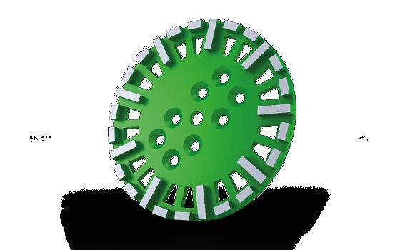 Eco universal disc