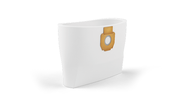 Fleece filter bag