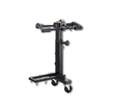 Floor grinding trolley
