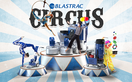 Blastrac France Open Day
