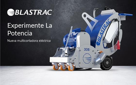 BMC-335ELITE   Nuestra innovación más reciente para el cortado de pavimentos