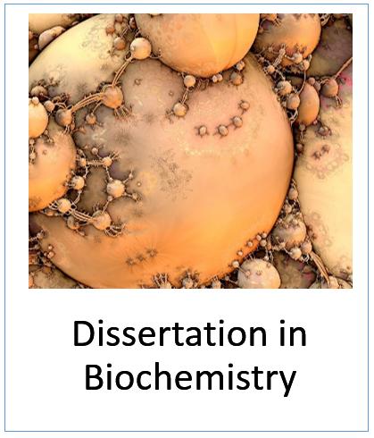 biochemistry dissertation