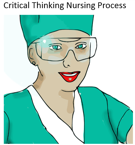 critical thinking nursing process