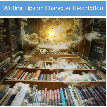 writing tips on character description