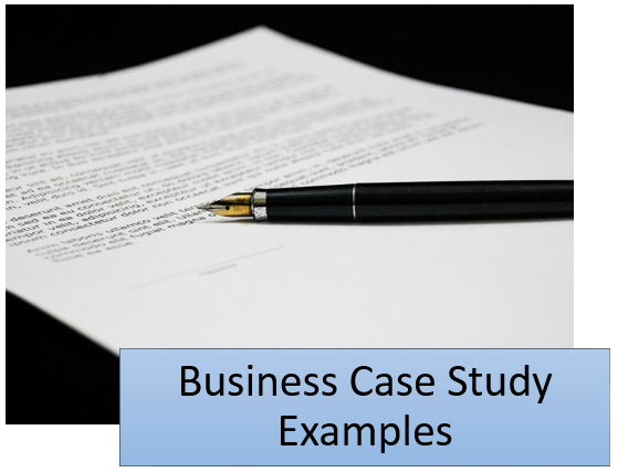 business case study examples