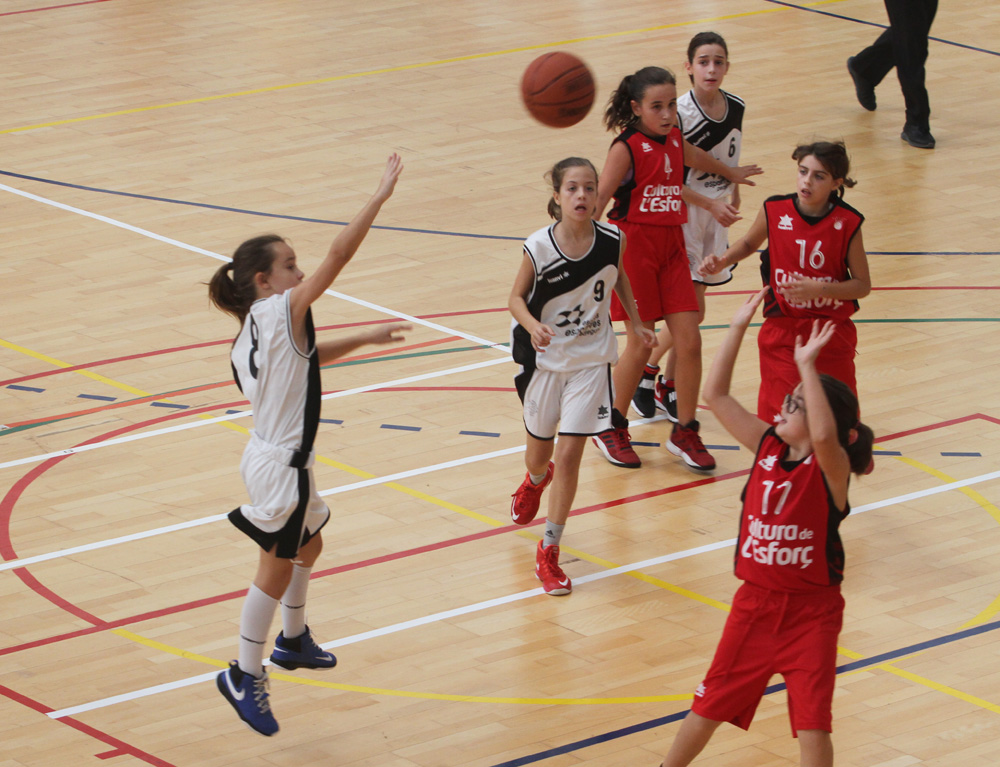 El entrenamiento de la fuerza en categorías de formación en baloncesto -  fbcvblog