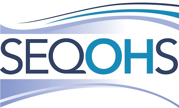 SEQOHS logo for Safe Effective Quality Occupational Health Services