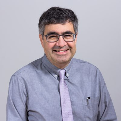 Dr Richard Dawood, GP at Fleet Street Clinic