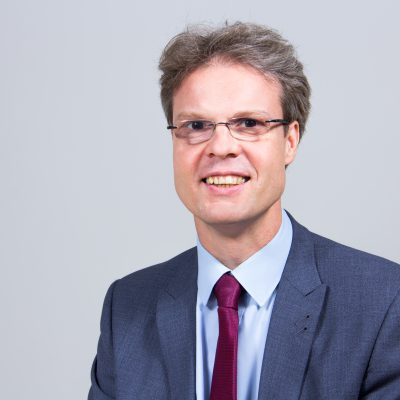 Dr Carsten Hartmann, GP at Fleet Street Clinic